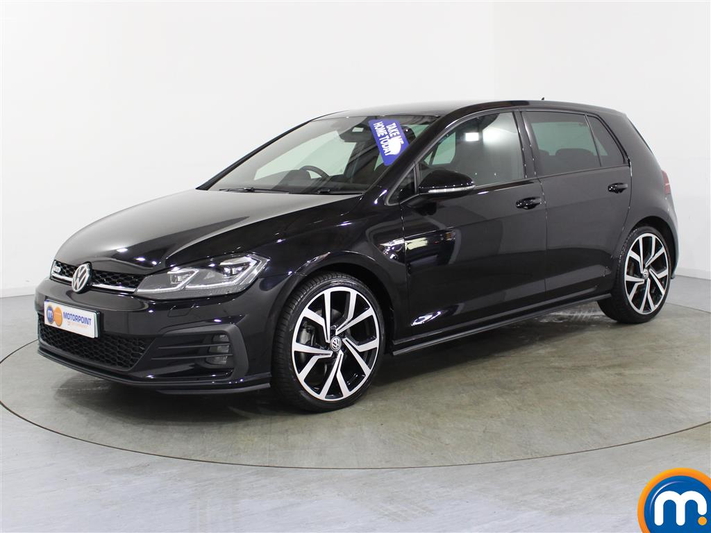 Volkswagen Golf GTD - Stock Number (998607) - Passenger side front corner
