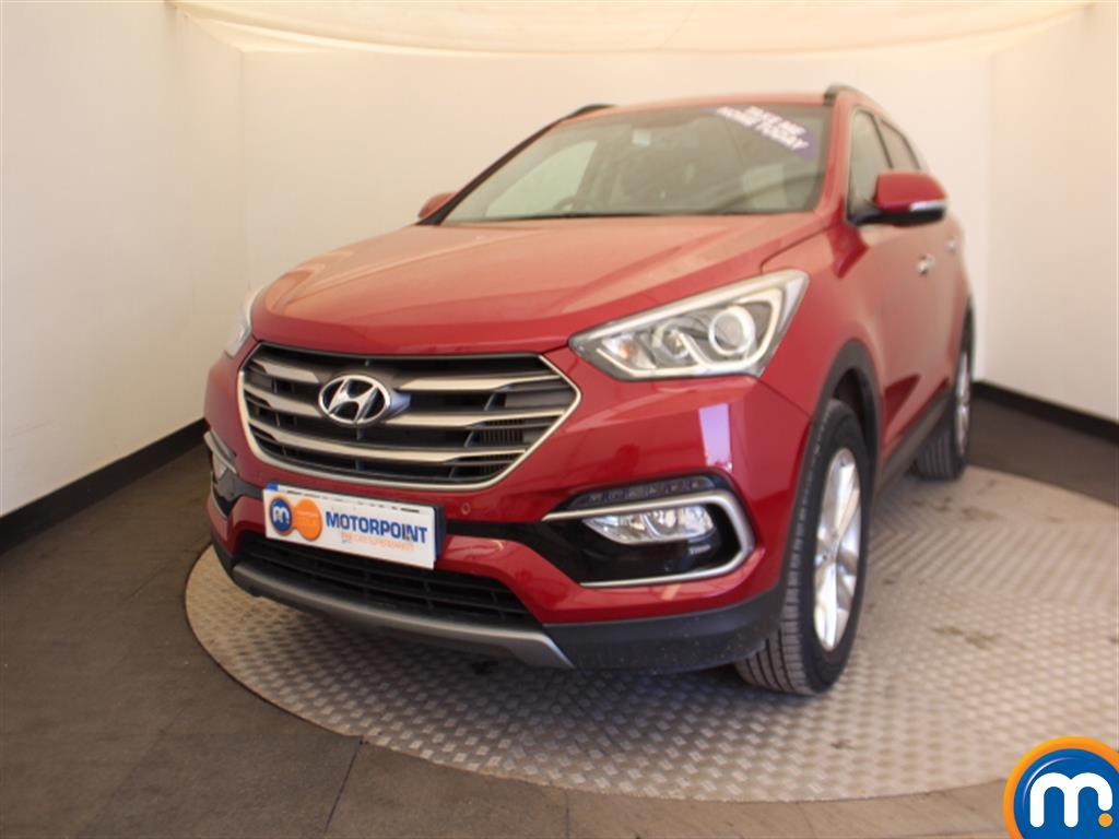 Hyundai Santa Fe Premium - Stock Number (1007009) - Passenger side front corner