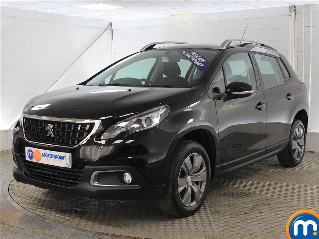 Peugeot 2008 Active - Stock Number (1009298) - Passenger side front corner