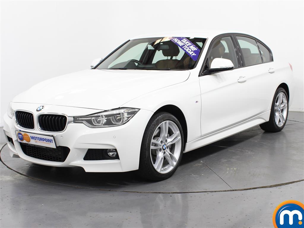 BMW 3 Series M Sport - Stock Number (1003573) - Passenger side front corner