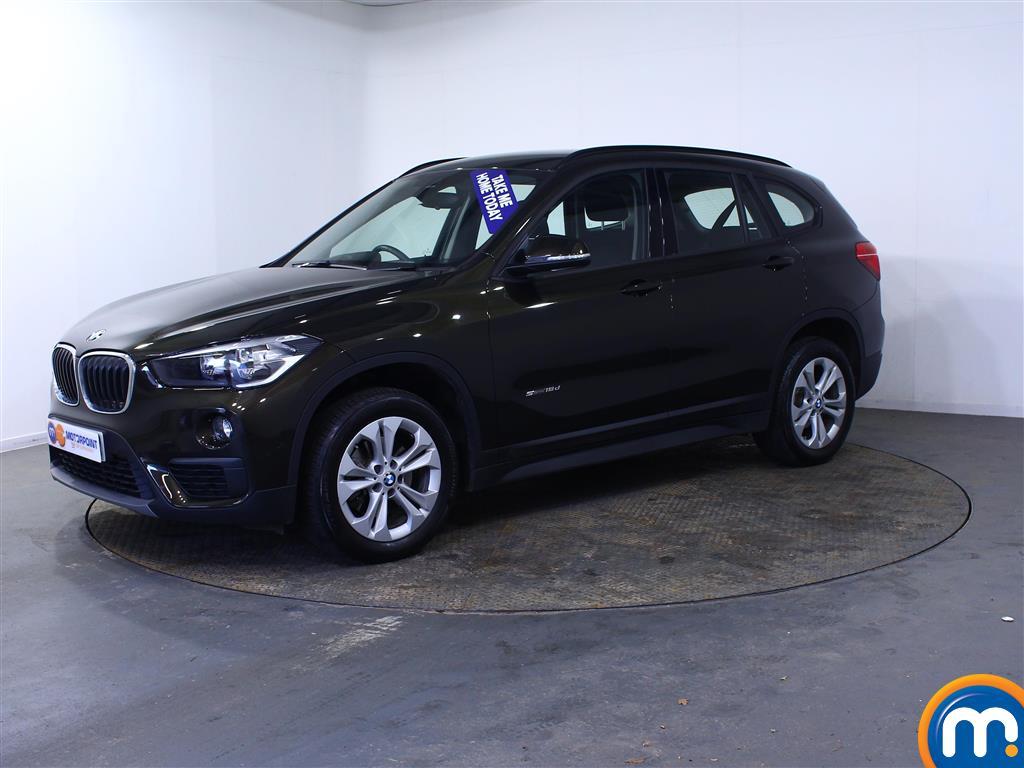 BMW X1 SE - Stock Number (1012594) - Passenger side front corner
