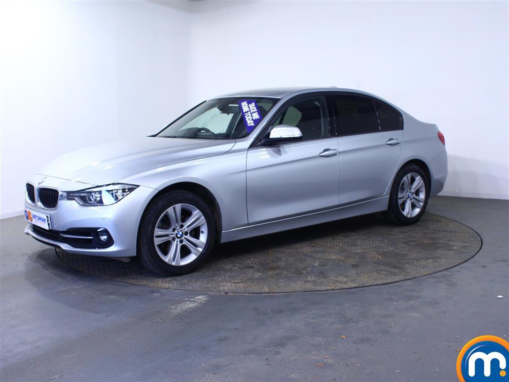 BMW 3 Series Sport - Stock Number (998929) - Passenger side front corner