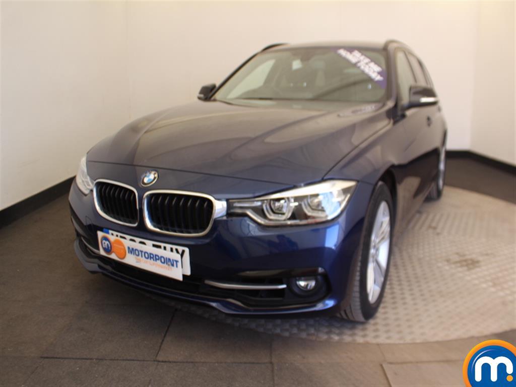 BMW 3 Series Sport - Stock Number (1000423) - Passenger side front corner