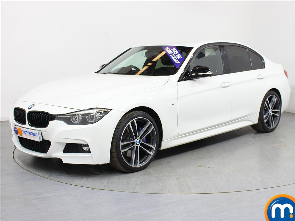 BMW 3 Series M Sport Shadow Edition - Stock Number (1002686) - Passenger side front corner