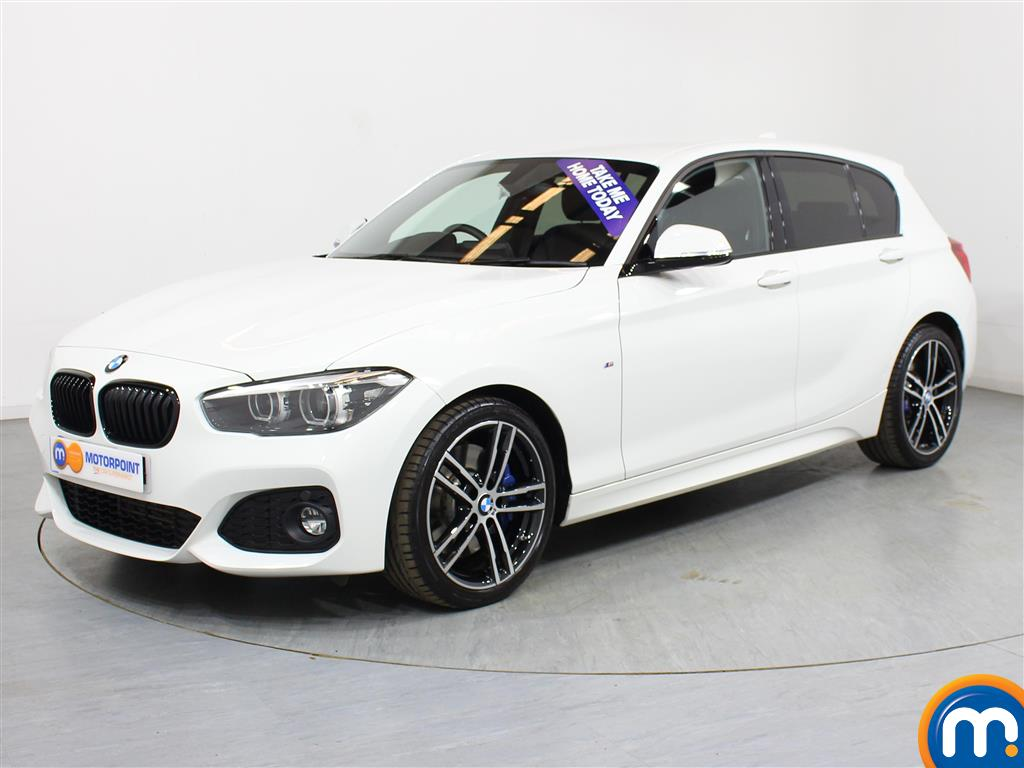 BMW 1 Series M Sport Shadow Edition - Stock Number (999231) - Passenger side front corner