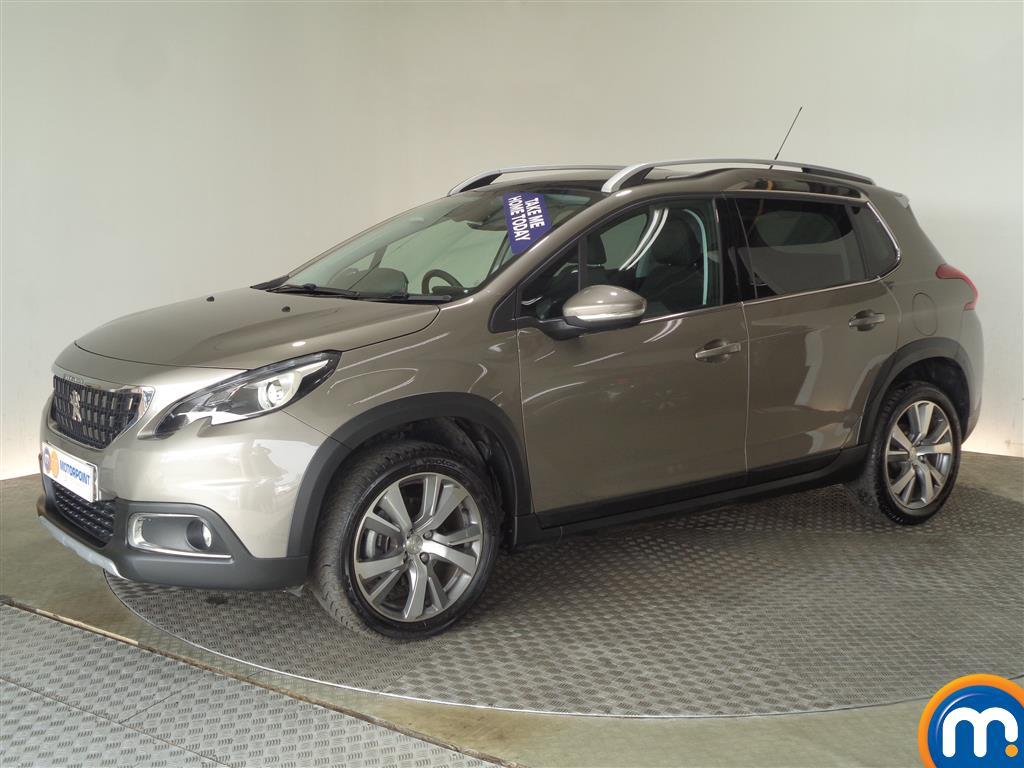 Peugeot 2008 Allure - Stock Number (1009093) - Passenger side front corner