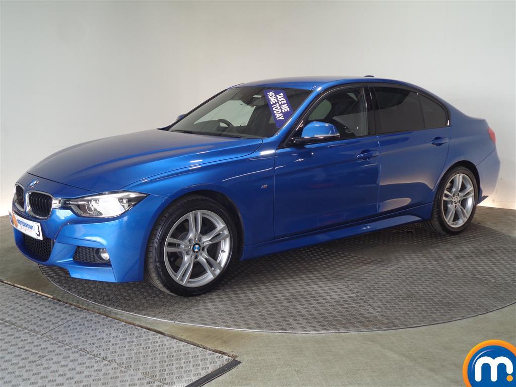 BMW 3 Series M Sport - Stock Number (1002329) - Passenger side front corner