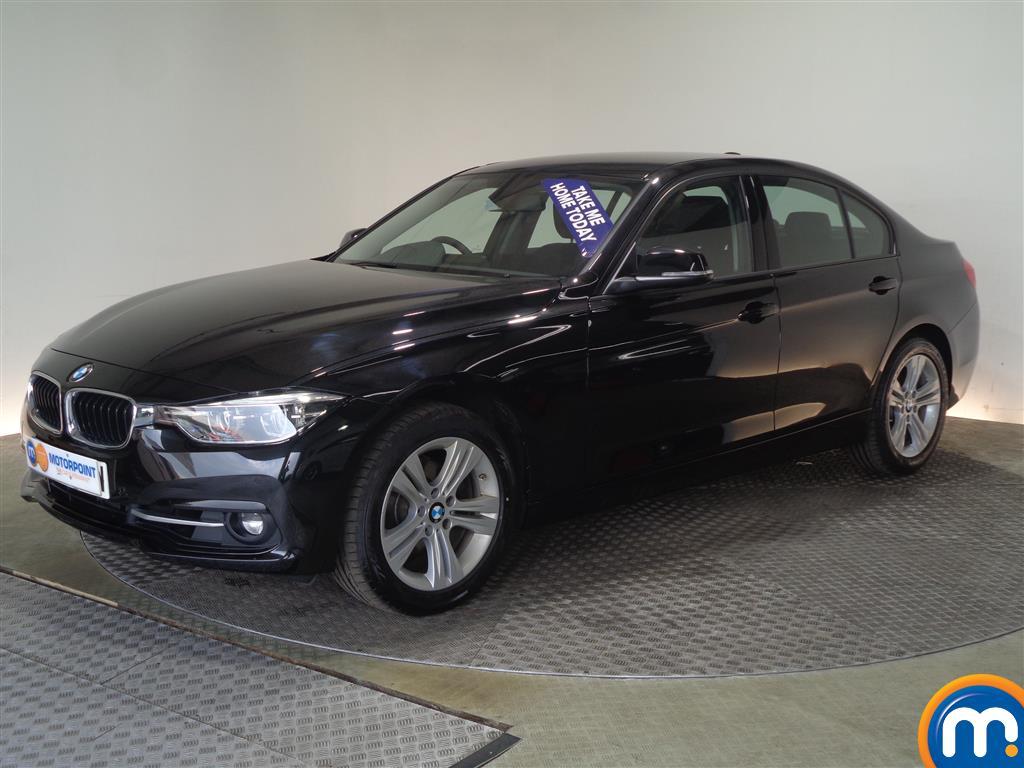 BMW 3 Series Sport - Stock Number (1011209) - Passenger side front corner