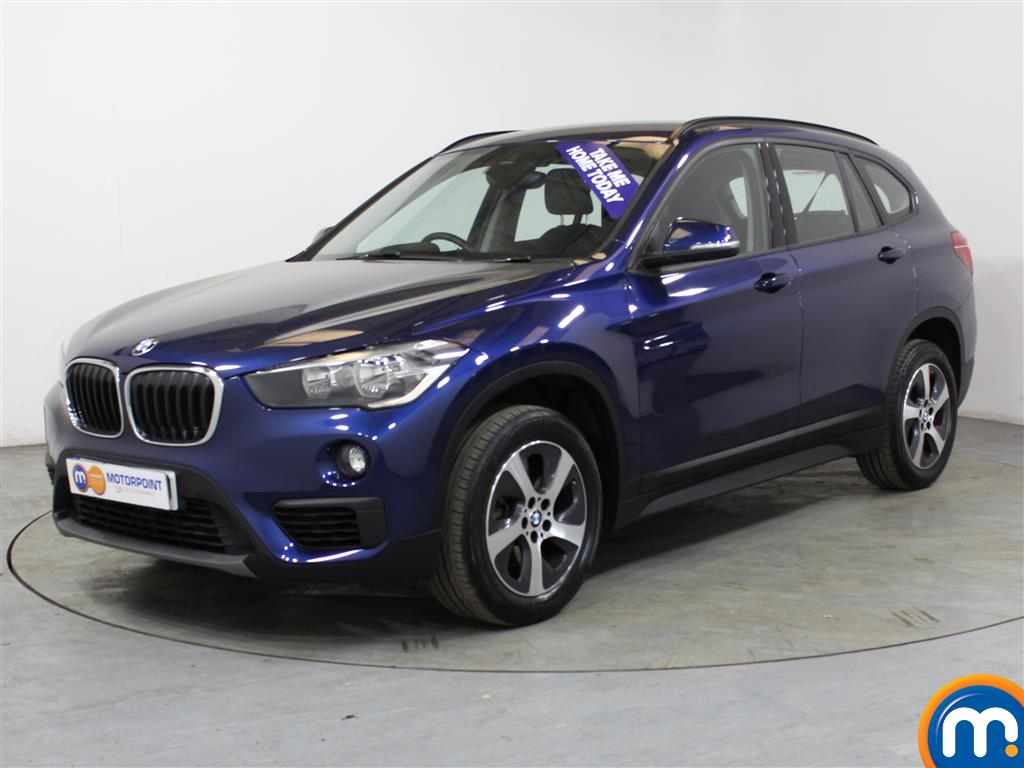 BMW X1 SE - Stock Number (1008865) - Passenger side front corner