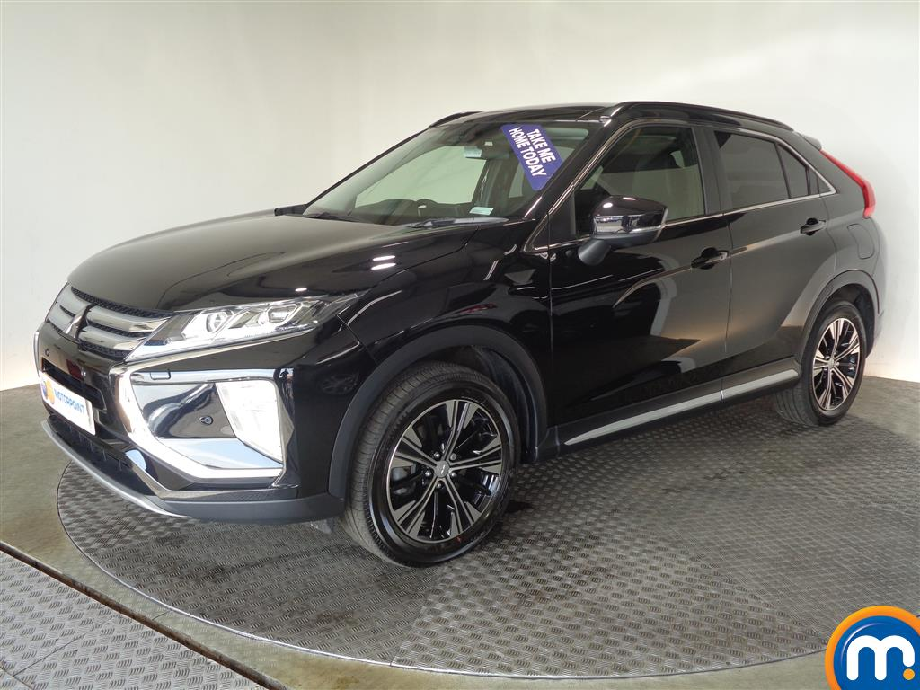 Mitsubishi Eclipse Cross 4 - Stock Number (1013499) - Passenger side front corner