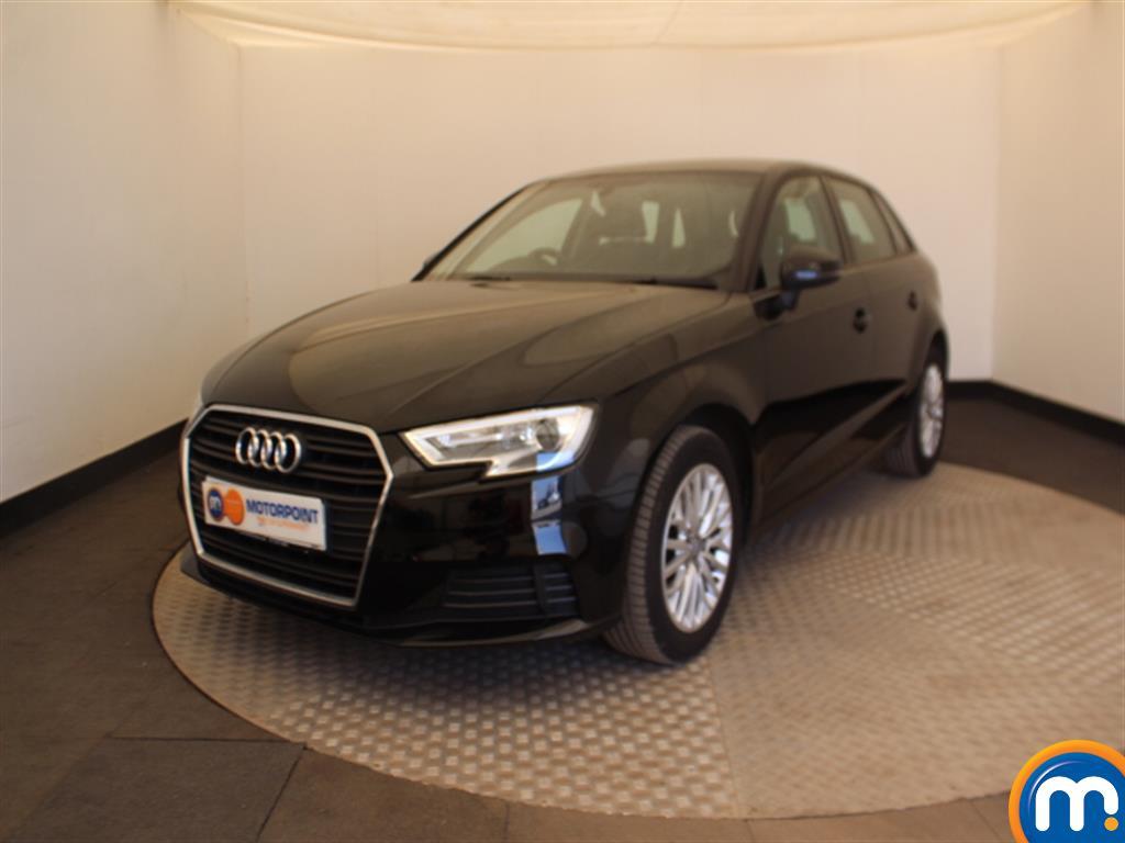 Audi A3 SE Technik - Stock Number (1008433) - Passenger side front corner