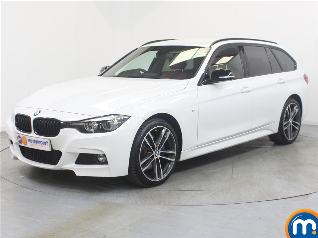 BMW 3 Series M Sport Shadow Edition - Stock Number (1009652) - Passenger side front corner