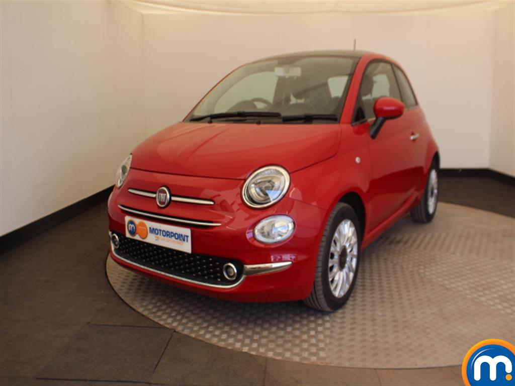Fiat 500 Lounge - Stock Number (1003384) - Passenger side front corner