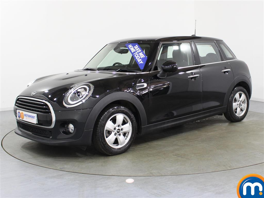 Mini Hatchback Cooper - Stock Number (999352) - Passenger side front corner