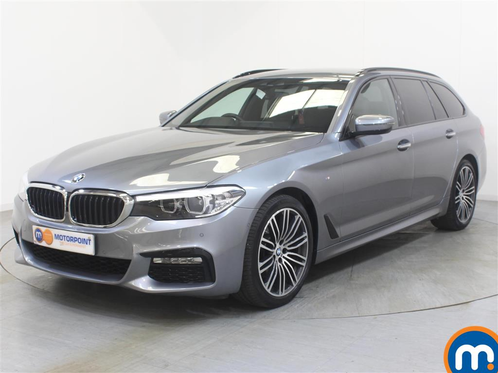 BMW 5 Series M Sport - Stock Number (1010332) - Passenger side front corner