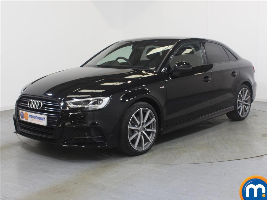 Audi A3 Black Edition - Stock Number (1009678) - Passenger side front corner