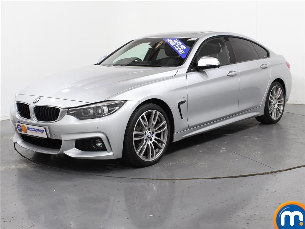 BMW 4 Series M Sport - Stock Number (1006292) - Passenger side front corner