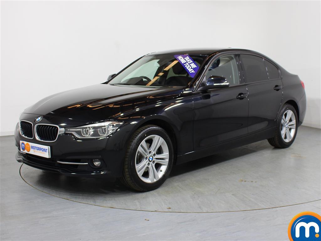 BMW 3 Series Sport - Stock Number (1010424) - Passenger side front corner