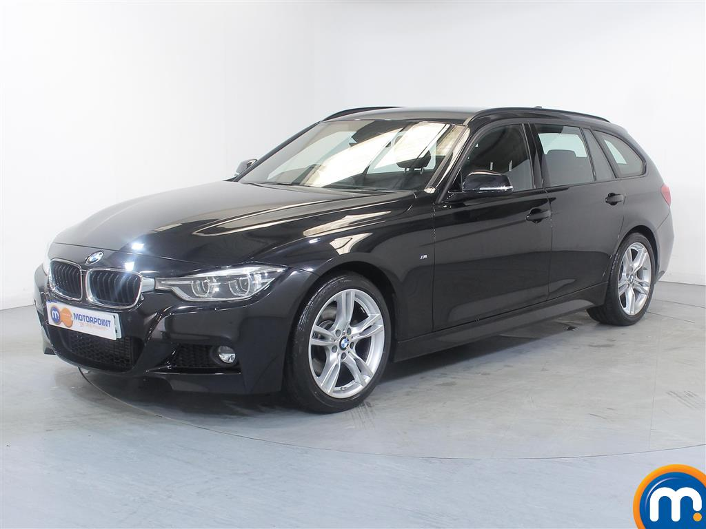 BMW 3 Series M Sport - Stock Number (1009601) - Passenger side front corner