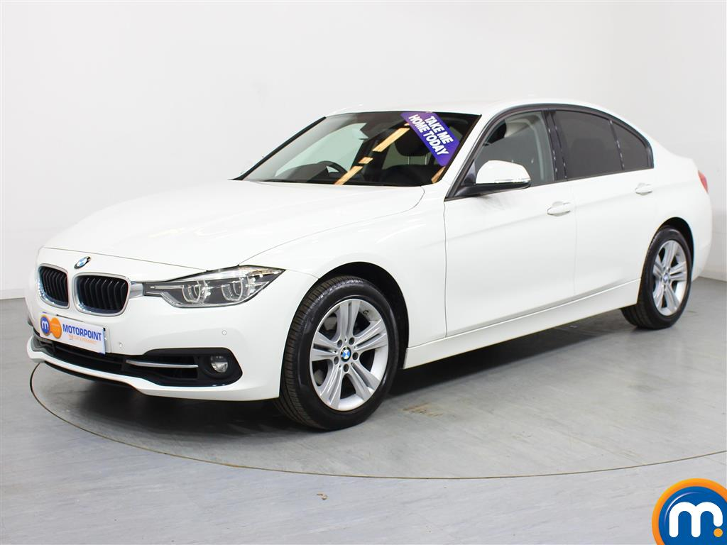 BMW 3 Series Sport - Stock Number (998999) - Passenger side front corner