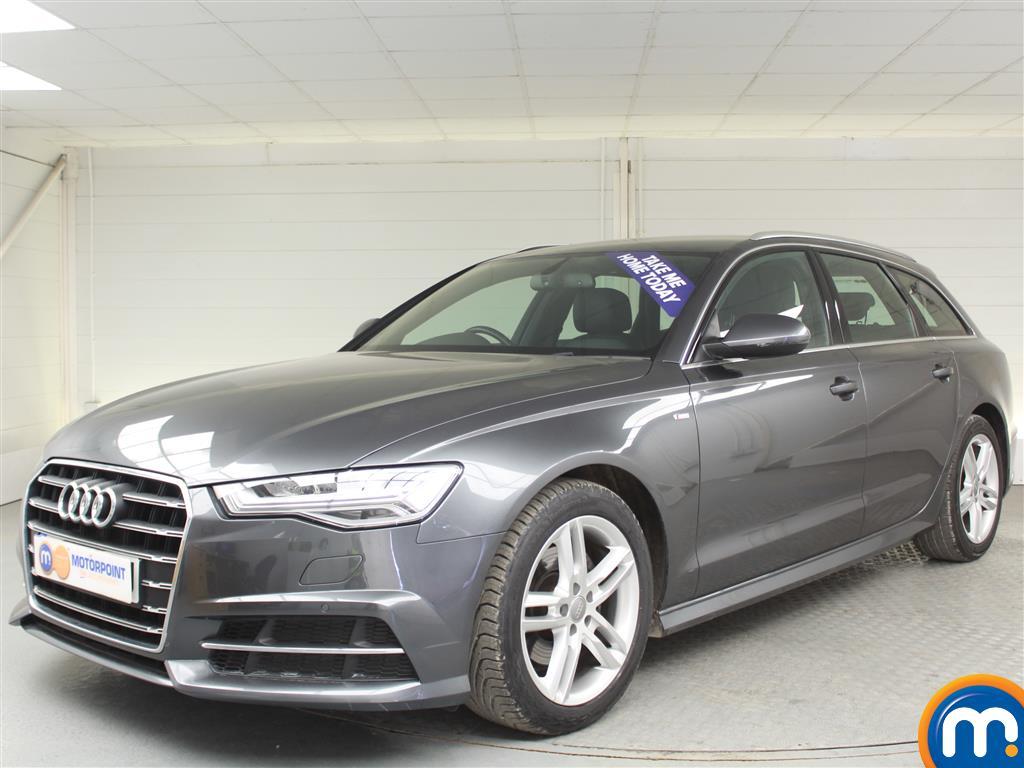 Audi A6 S Line - Stock Number (990337) - Passenger side front corner