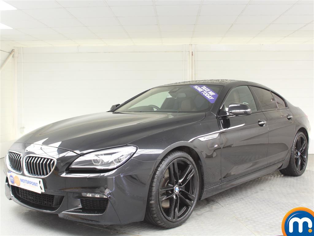 BMW 6 Series M Sport - Stock Number (1004364) - Passenger side front corner