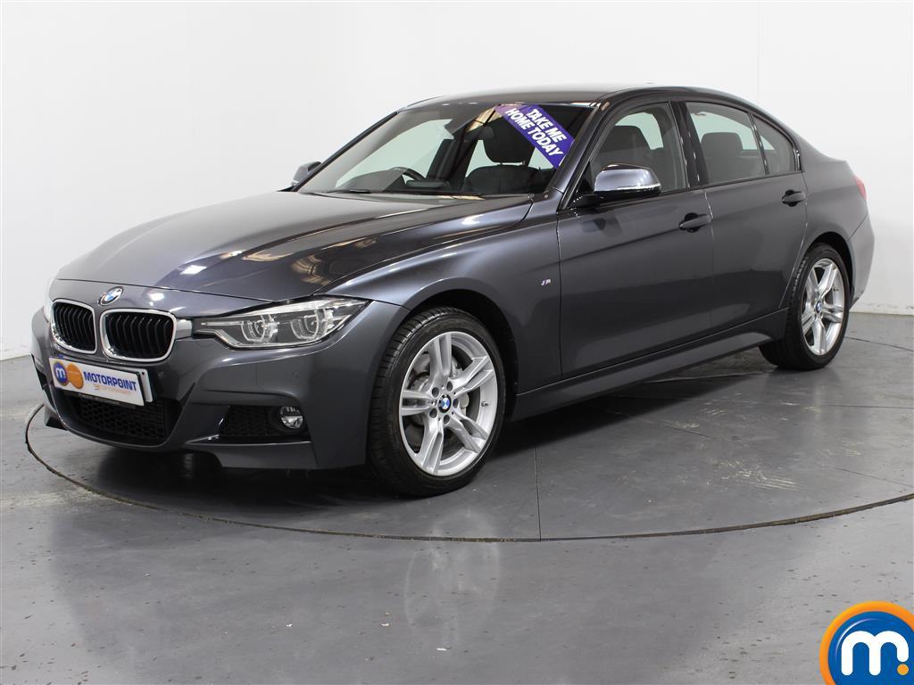 BMW 3 Series M Sport - Stock Number (1009325) - Passenger side front corner