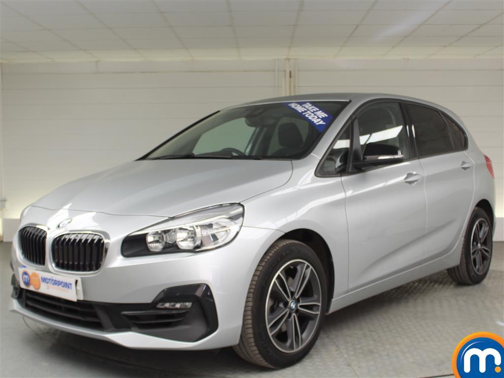 BMW 2 Series Sport - Stock Number (995815) - Passenger side front corner