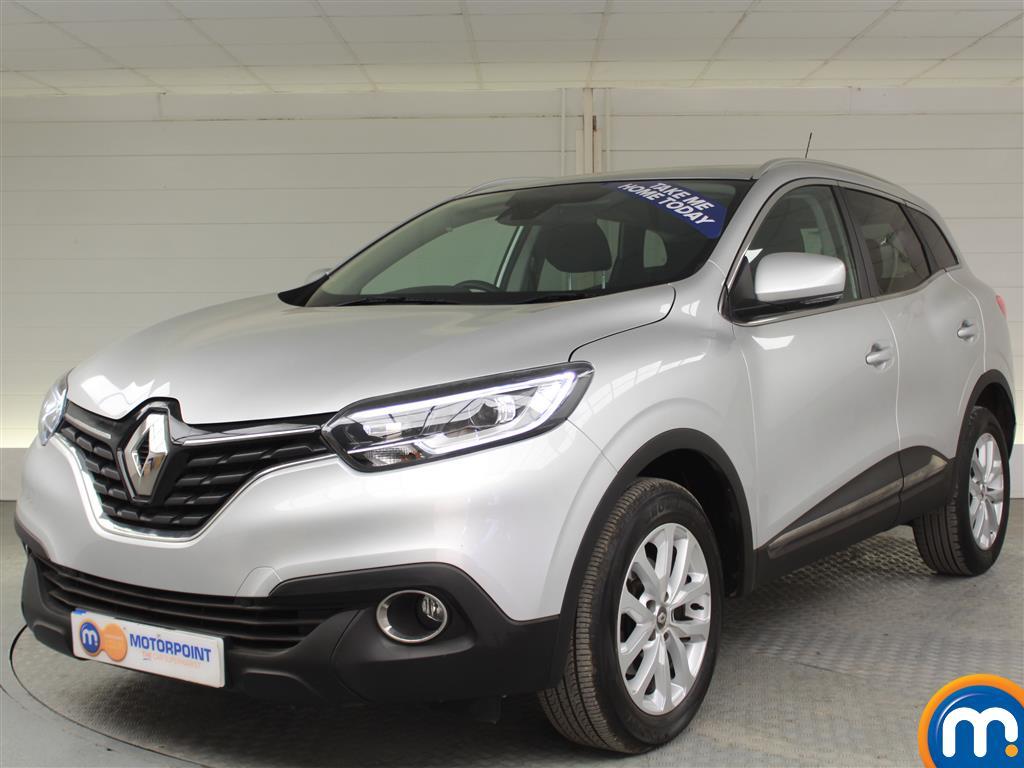 Renault Kadjar Dynamique Nav - Stock Number (1007065) - Passenger side front corner