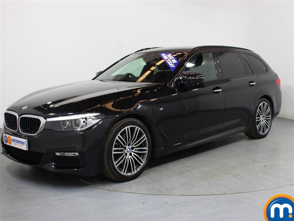 BMW 5 Series M Sport - Stock Number (1010327) - Passenger side front corner
