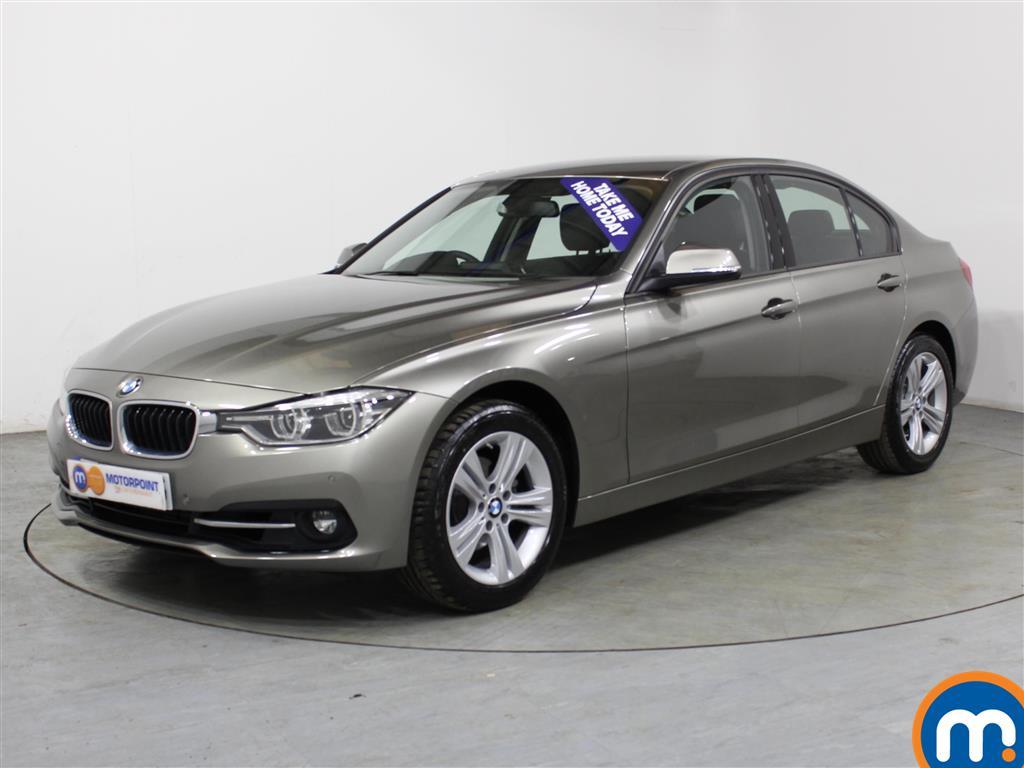 BMW 3 Series Sport - Stock Number (1009863) - Passenger side front corner