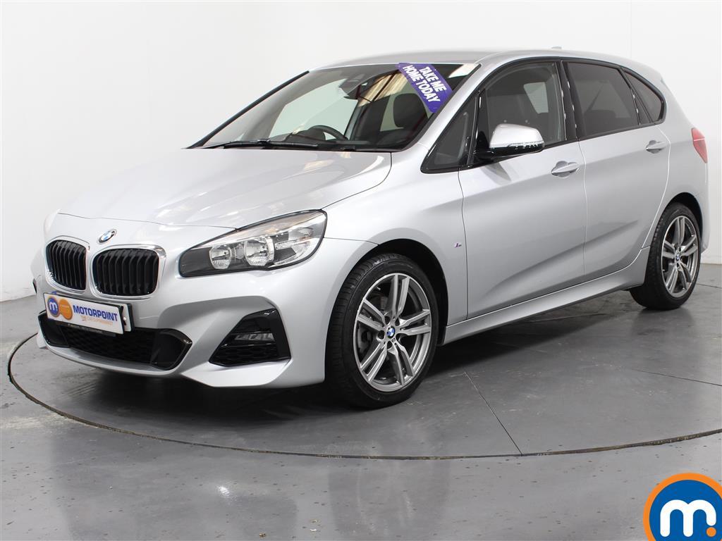 BMW 2 Series M Sport - Stock Number (1010560) - Passenger side front corner