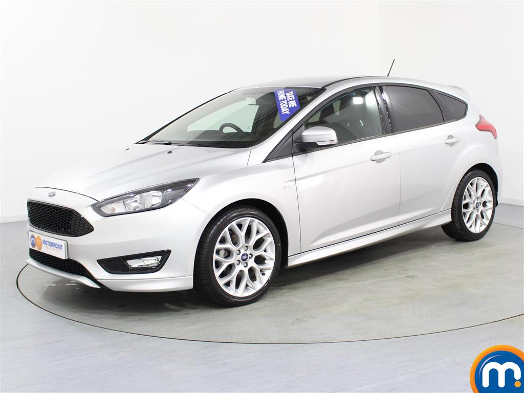 Ford Focus ST-Line - Stock Number (998260) - Passenger side front corner