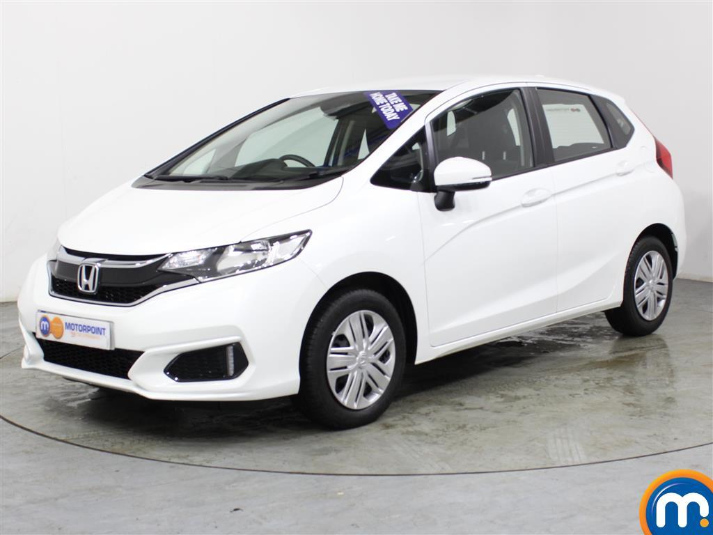 Honda Jazz S - Stock Number (1005440) - Passenger side front corner