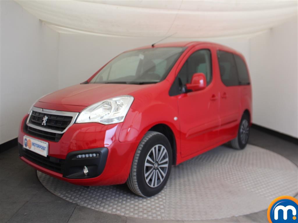 Peugeot Partner Tepee Active - Stock Number (1013275) - Passenger side front corner