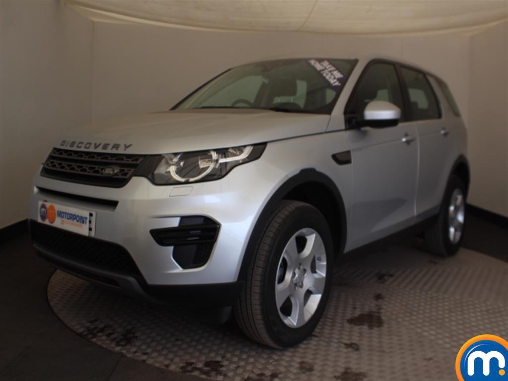 Land Rover Discovery Sport SE - Stock Number (1009647) - Passenger side front corner