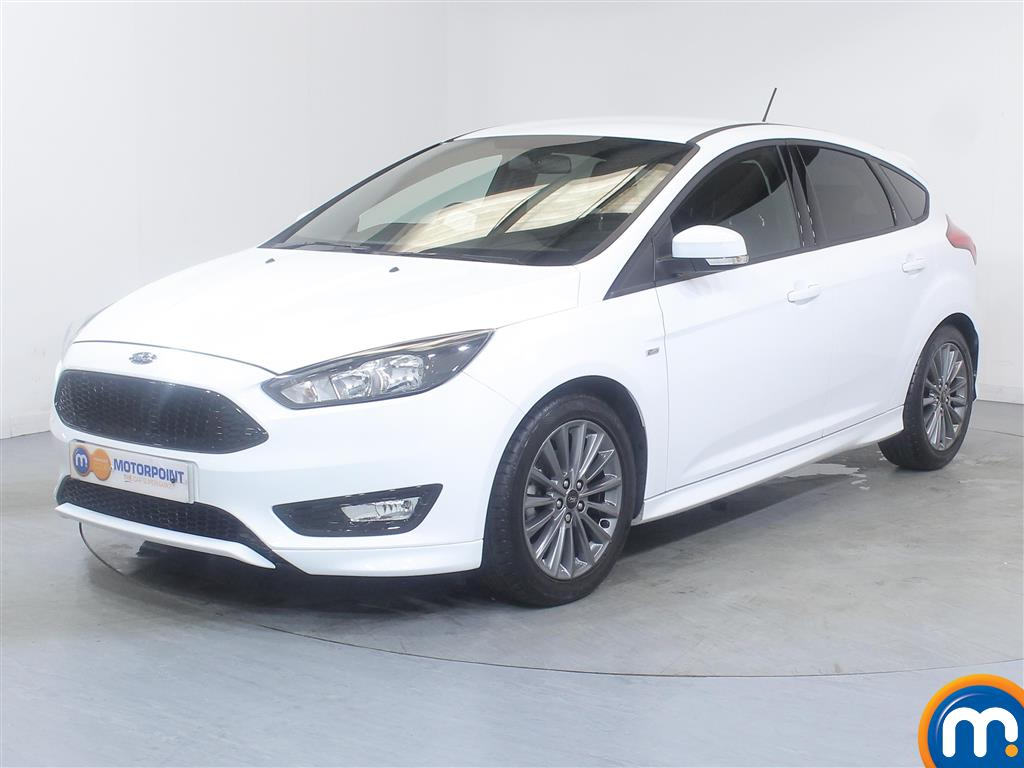 Ford Focus ST-Line - Stock Number (1008635) - Passenger side front corner