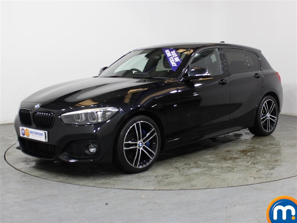 BMW 1 Series M Sport Shadow Edition - Stock Number (999092) - Passenger side front corner
