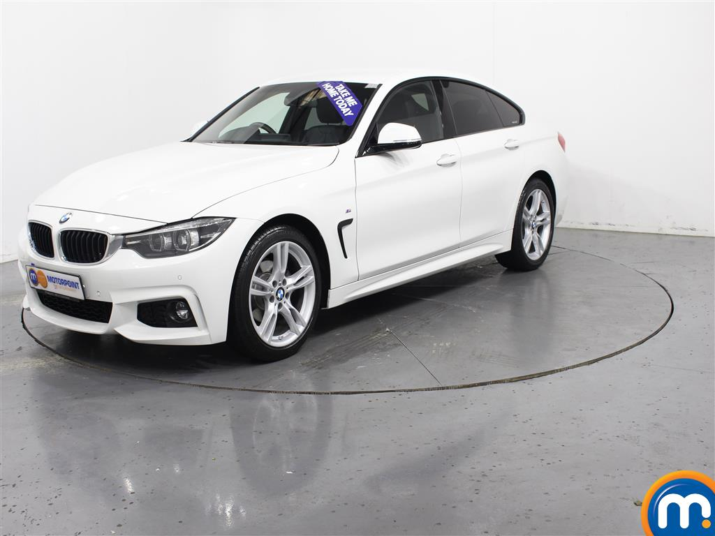 BMW 4 Series M Sport - Stock Number (1003585) - Passenger side front corner