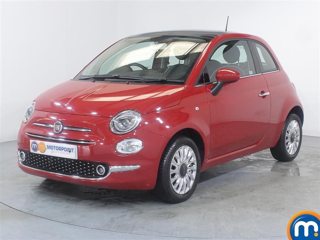 Fiat 500 Lounge - Stock Number (1006453) - Passenger side front corner