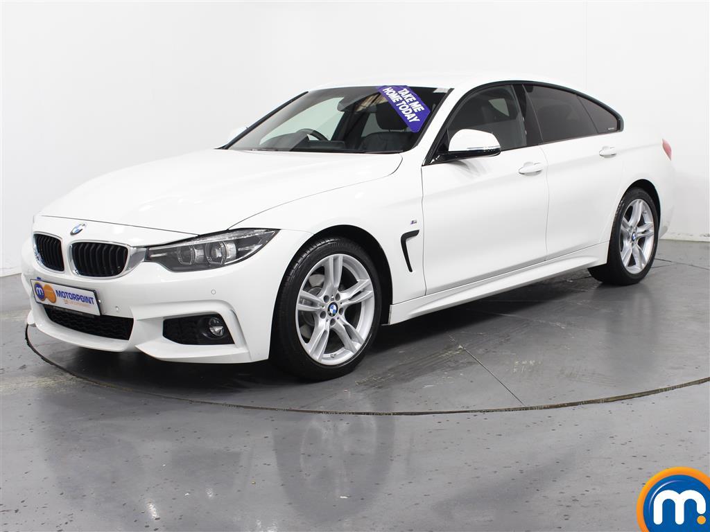 BMW 4 Series M Sport - Stock Number (1003585) - Passenger side front corner