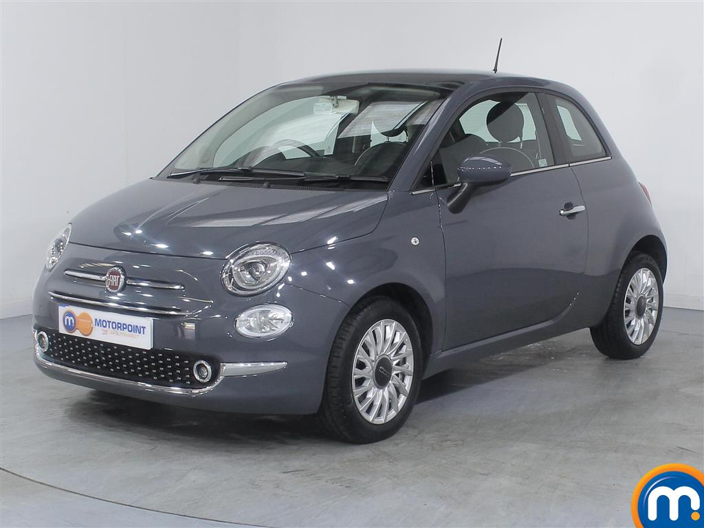 Fiat 500 Lounge - Stock Number (1013776) - Passenger side front corner