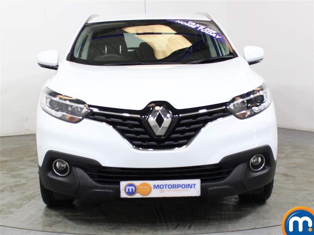 Renault Kadjar Dynamique Nav Manual Diesel Hatchback - Stock Number (1012610) - Front bumper