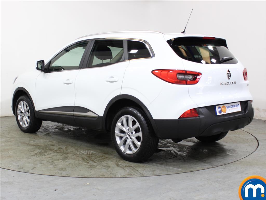 Renault Kadjar Dynamique Nav Manual Diesel Hatchback - Stock Number (1012610) - Passenger side rear corner