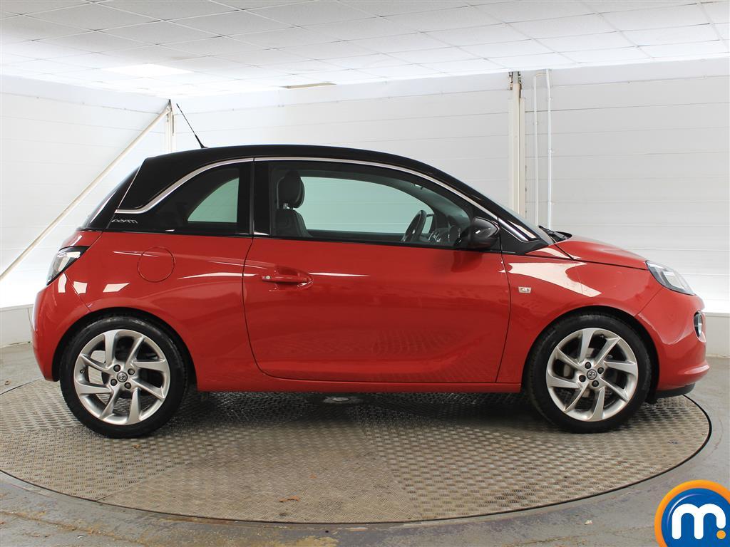 Vauxhall Adam Slam Manual Petrol Hatchback - Stock Number (1009497) - Drivers side