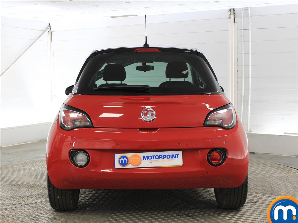 Vauxhall Adam Slam Manual Petrol Hatchback - Stock Number (1009497) - Rear bumper