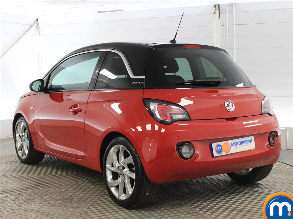Vauxhall Adam Slam Manual Petrol Hatchback - Stock Number (1009497) - Passenger side rear corner