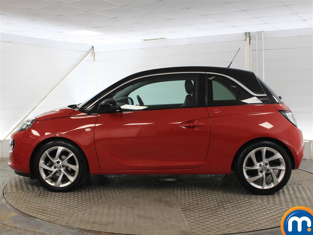 Vauxhall Adam Slam Manual Petrol Hatchback - Stock Number (1009497) - Passenger side
