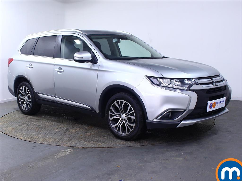 Mitsubishi Outlander 3 Automatic Diesel 4X4 - Stock Number (1010654) - Drivers side front corner