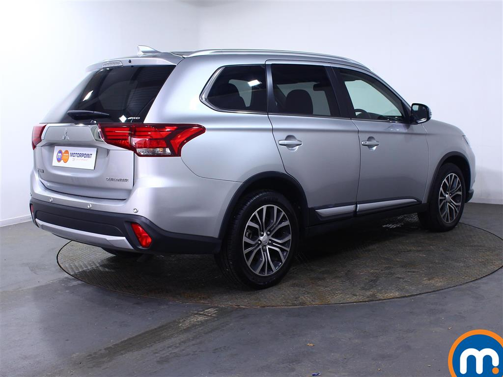 Mitsubishi Outlander 3 Automatic Diesel 4X4 - Stock Number (1010654) - Drivers side rear corner